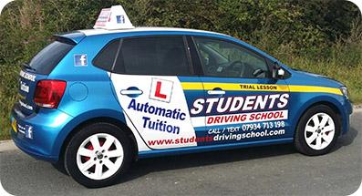 Automatic Driving Lessons Preston  Driving Instructor Preston